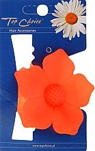 Parfumuri și produse cosmetice Agrafă de păr 24313, oranj - Top Choice