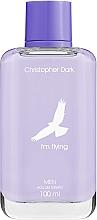 Parfumuri și produse cosmetice Christopher Dark I'm Flying For Men - Apă de toaletă