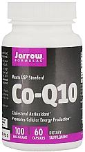 Parfumuri și produse cosmetice Suplimente nutritive - Jarrow Formulas Co-Q10 100mg