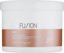 Parfumuri și produse cosmetice Mască intens regenerantă - Wella Professionals Fusion Intense Repair Mask