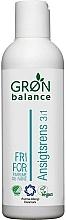 Parfumuri și produse cosmetice Agent de curățare pentru față 3in1 - Gron Balance Facial Cleanser 3in1