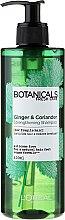 Parfumuri și produse cosmetice Șampon pentru păr subțire - L'oreal Paris Botanicals Fuente de Fuerza Cabellos Fragiles