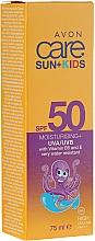 Parfumuri și produse cosmetice Cremă de protecție solară pentru copii SPF 50 - Avon Sun+ Kids Multivitamin Sun Cream SPF50