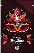 Parfumuri și produse cosmetice Mască din țesătură pentru față - Dr Mola Among The Stars Purifying Mask