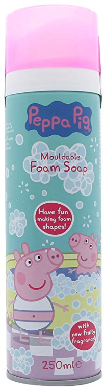 Spumă de baie - Kokomo Peppa Pig Foam Soap — Imagine N1