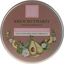 Parfumuri și produse cosmetice Cremă intens regenerantă pentru față - Cztery Pory Roku Intensive Regeneration Face Cream