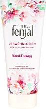 Parfumuri și produse cosmetice Lapte de corp - Fenjal Floral Fantasy Body Lotion