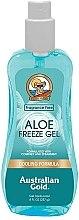 Parfumuri și produse cosmetice Gel răcoritor pentru corp, după plajă - Australian Gold Aloe Freeze Gel