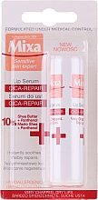 Parfumuri și produse cosmetice Ser pentru buze - Mixa Cica-Repair Lip Serum
