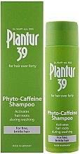 Parfumuri și produse cosmetice Șampon împotriva căderii părului - Plantur 39 Coffein Shampoo