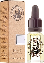 Ulei pentru barbă - Captain Fawcett Beard Oil — Imagine N1