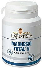 "Parfumuri și produse cosmetice Supliment alimentar ""Magneziu"" - Ana Maria Lajusticia Magnesium Total 5"