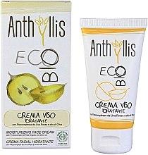 Parfumuri și produse cosmetice Cremă hidratantă pentru față - Anthyllis Moisturizing Face Cream