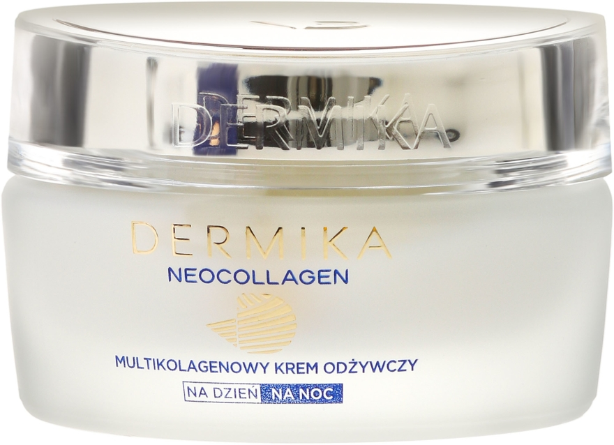 Cremă hidratantă pentru faţă - Dermika Neocollagen Cream +70 — Imagine N2