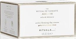 Parfumuri și produse cosmetice Cremă de zi pentru față - Rituals The Ritual Of Namaste Active Firming Day Cream
