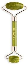 Parfumuri și produse cosmetice Jade Roller pentru față - Revolution Skincare Jade Facial Roller