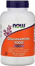 Parfumuri și produse cosmetice Capsule de glucozamină, 1000 mg - Now Foods Glucosamine