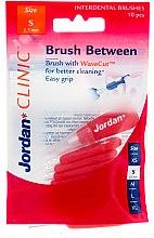 Parfumuri și produse cosmetice Perii interdentale, 0,5 mm mini, 5 buc. - Jordan Interdental Brush
