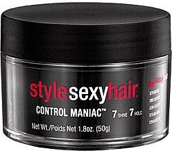 Parfumuri și produse cosmetice Ceară de păr - SexyHair StyleSexyHair Control Maniac Styling Wax