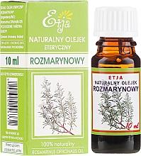 Parfumuri și produse cosmetice Ulei esențial de rozmarin - Etja Natural Essential Oil