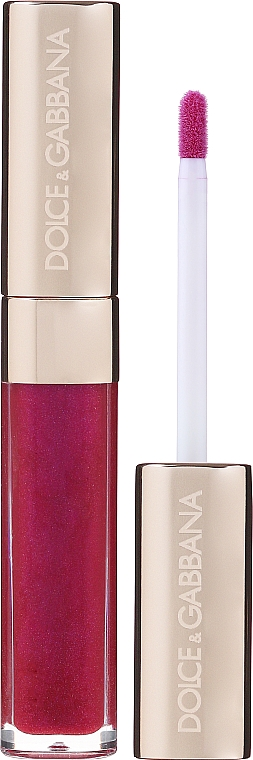 Luciu de buze - Dolce & Gabbana Sheer Shine Gloss — Imagine N1