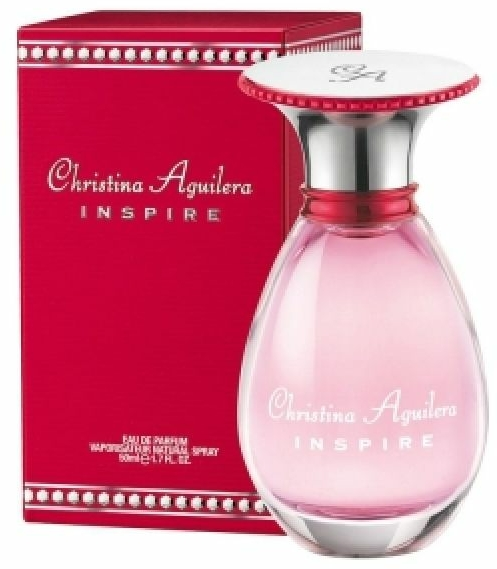 Christina Aguilera Inspire - Apă de parfum (mini) — Imagine N1