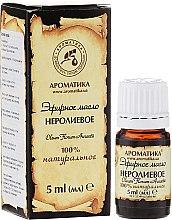 """Parfumuri și produse cosmetice Ulei esențial """"Neroli"""" - Aromatika"""