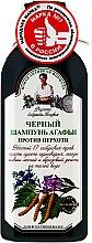 Parfumuri și produse cosmetice Șampon negru antimătreață - Retzepty Babushki Agafia