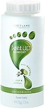 Parfumuri și produse cosmetice Talc deodorat pentru picioare - Oriflame Feet Up Comfort