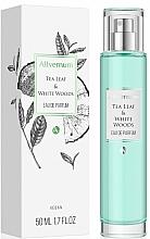 Parfumuri și produse cosmetice Allvernum Tea Leaf & White Woods - Apă de parfum