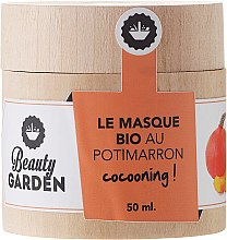 Parfumuri și produse cosmetice Mască cu extract de dovleac pentru față - Beauty Garden Pumpkin Face Mask