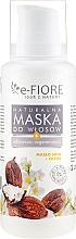 Parfumuri și produse cosmetice Mască de păr - E-Fiore Shea Oil And Oils Hair Mask
