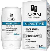 Parfumuri și produse cosmetice Gel după ras - AA Men Sensitive After-Shave Gel Cooling