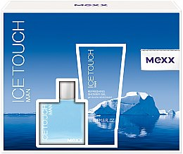 Parfumuri și produse cosmetice Mexx Ice Touch Man - Set (edt/30ml + sh/gel/50ml)