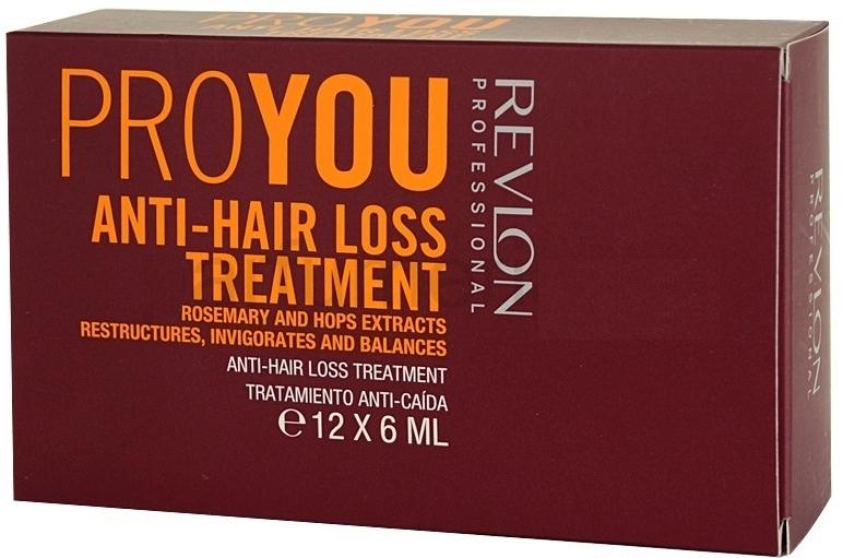 Loțiune împotriva căderii părului - Revlon Professional Pro You Anti-Hair Loss Treatment — Imagine N5