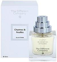 Parfumuri și produse cosmetice The Different Company Un Parfum de Charmes et Feuilles - Apă de toaletă