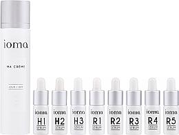 Parfumuri și produse cosmetice Set - Ioma Ma Creme Set Day Base (cr/40ml+ser/8x5ml)
