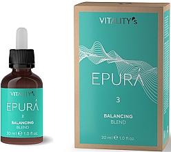 Parfumuri și produse cosmetice Concentrat normalizator pentru păr - Vitality's Epura Balancing Blend