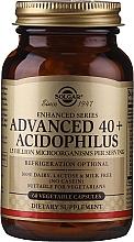 Parfumuri și produse cosmetice Supliment alimentar pentru susținerea florei intestinale - Solgar Advanced 40+ Acidophilus
