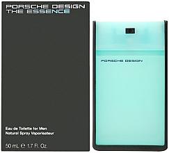Parfumuri și produse cosmetice Porsche Design The Essence - Apă de toaletă