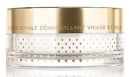Parfumuri și produse cosmetice Cremă de curățare pentru față și pielea din jurul ochilor - Orlane Creme Royale Cleansing Cream Face and Eyes
