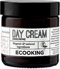Parfumuri și produse cosmetice Cremă de zi pentru față - Ecooking Day Cream
