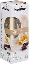 """Parfumuri și produse cosmetice Difuzor de aromă """"Vanilie"""" - Bolsius Fragrance Diffuser True Scents Vanilla"""
