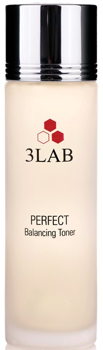 Tonic hidratant pentru față - 3Lab Perfect Balancing Toner — Imagine N1