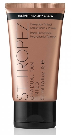 Bază pentru machiaj - St. Tropez Gradual Tan Everyday Tinted Moisturiser + Primer — Imagine N1