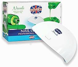 Parfumuri și produse cosmetice Lampă LED, albă - Ronney Professional Nicole LED 24 W RE 00049 Lamp