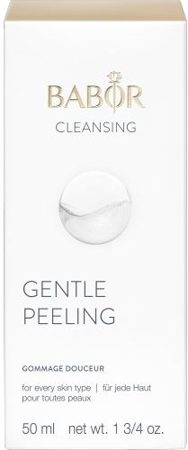 Peeling facial - Babor Cleansing Gentle Peeling Gommage — Imagine N2
