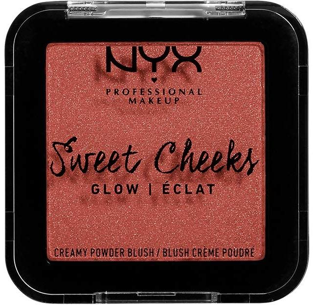 Fard de obraz - NYX Professional Makeup Sweet Cheeks Glow Blush