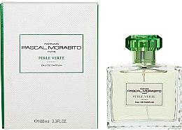 Parfumuri și produse cosmetice Pascal Morabito Perle Verte - Apă de parfum