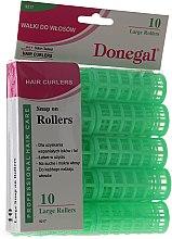 Parfumuri și produse cosmetice Bigudiuri pentru Păr, clasic (10 buc. dimensiuni-23 mm) - Donegal Hair Curlers